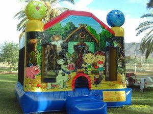 1000+ ideas about Bounce House Parties on Pinterest | Bounce House Birthday, Bounce Houses and ...