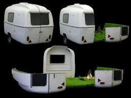 Image result for open caravan