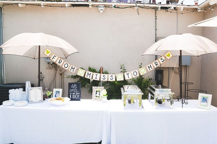 Bridal Shower, Bridal Shower Brunch, Bridal Shower Decor