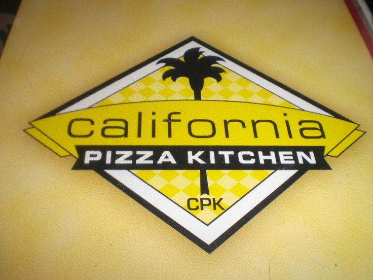 California Pizza Kitchen Small Plate