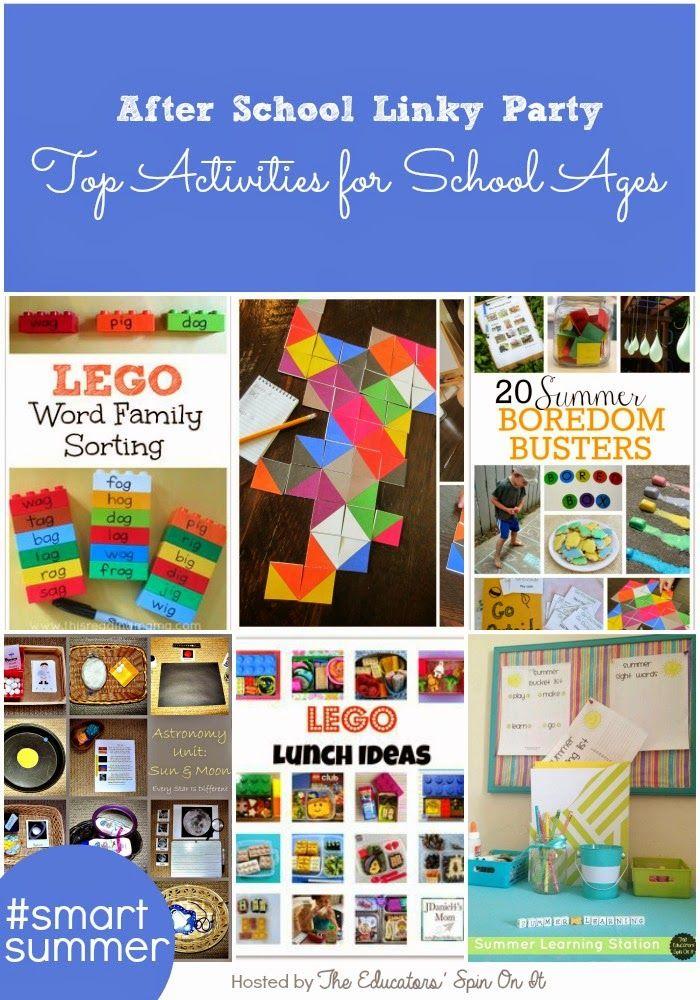 30 best School Age Activities images on Pinterest | School ...