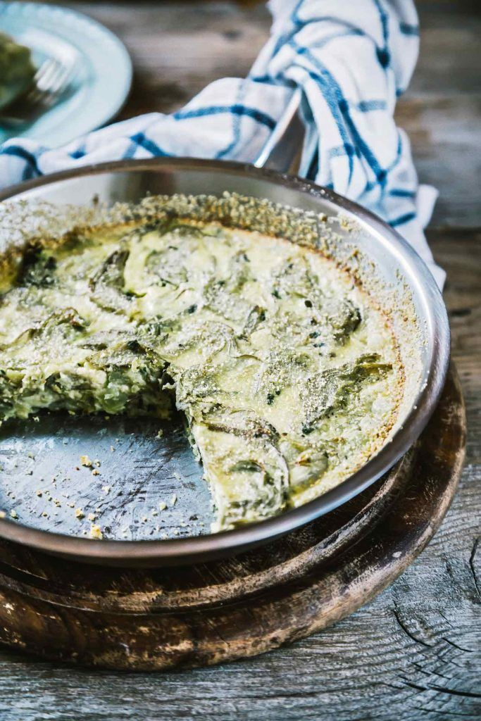 clafoutis with artichoke - clafoutis recipe - clafoutis ai carciofi - clafoutis - ricetta clafoutis - opsd blog - sonia monagheddu - food styling - food photography