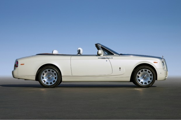 2012 Rolls Royce Phantom Drophead Coupe Series II | Hypebeast