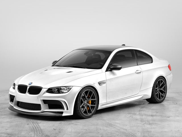 Vorsteiner Gives BMW M3 new GTS5 Front Bumper Kit