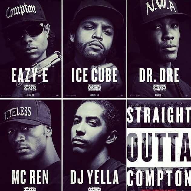 Straight outta Compton@babydollayyye @babydollayyye @babydollayyye