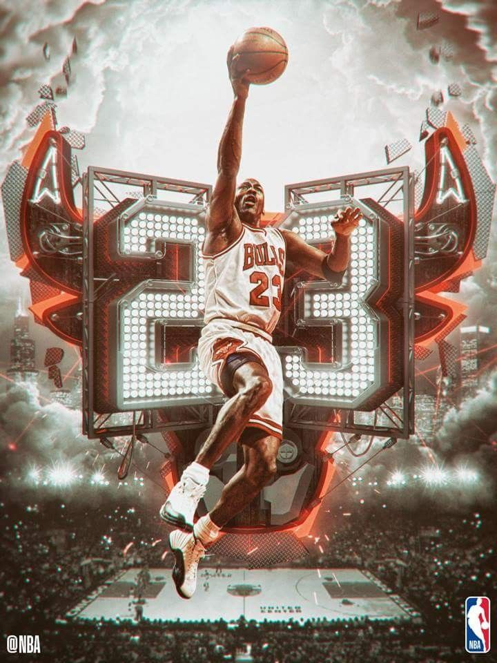 Sports Legend, Motivational Example and Best Basketball Player of All Times: Michael Jordan #Legend #Basketball #MichaelJordan