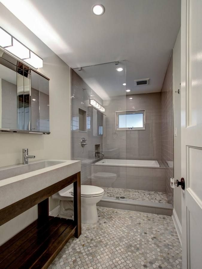 Bathroom Ideas Narrow | Narrow bathroom designs, Long ...