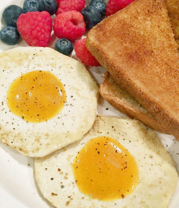 Don T Worry It S Vegan Vegan Fried Eggs Are Delicious No Chicks Were Harmed In The Making O Vegetarian Vegan Recipes Vegan Dishes Vegan Breakfast Recipes