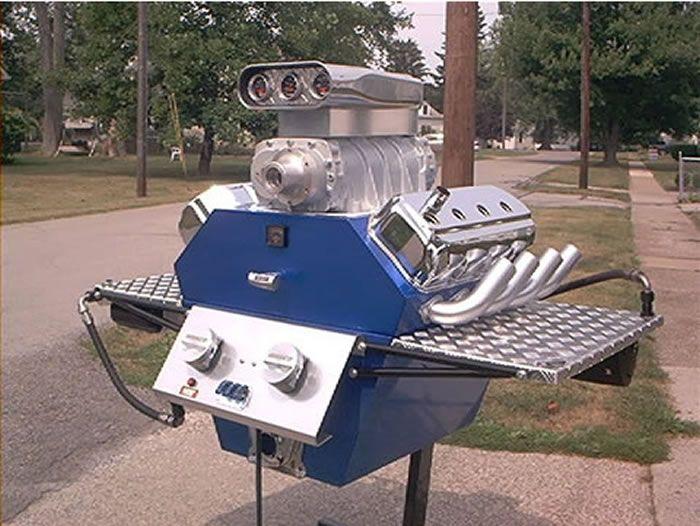 BBQ Grills 10 Amazing Bespoke Designs