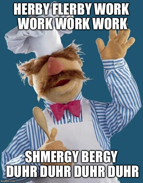 Swedish Chef                                                                                                                                                                                 More