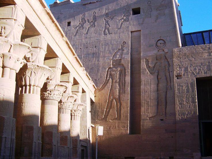 Assuan - ll tempio di Philae