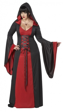 Gothic plus size costumes for women #gothic #costumes #Halloween
