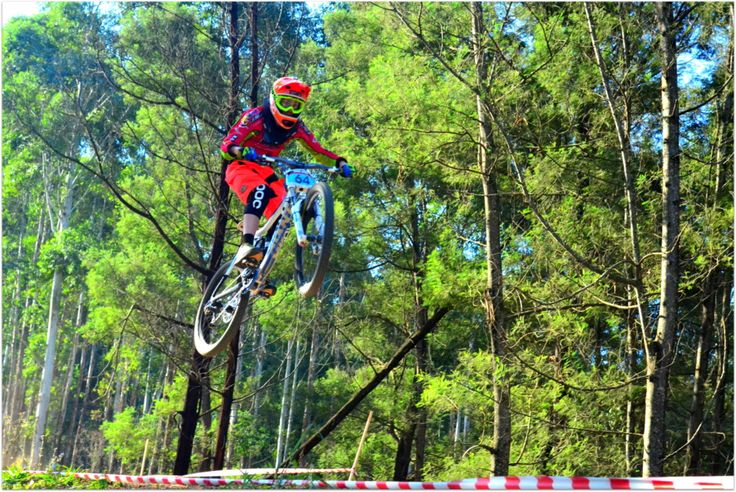 Downhill craziness in the KZN Midlands - #ThisIsKZN