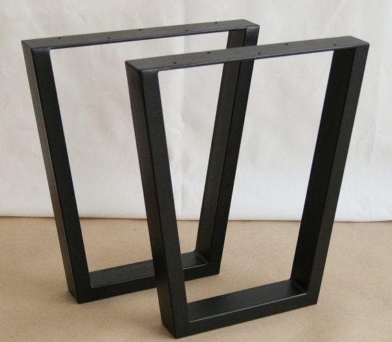 Ms de 25 ideas increbles sobre Patas mesa industrial en Pinterest  Mesa industrial Patas de la mesa de bricolaje y Patas de los muebles de metal