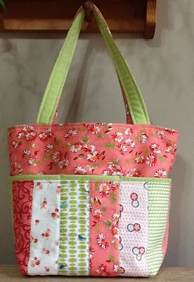 Best 25+ Best tote bags ideas on Pinterest | Handbag patterns ... : quilted bags and totes patterns - Adamdwight.com