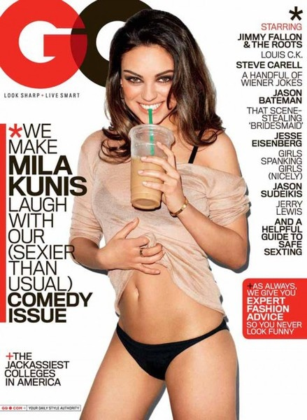 mila, mila, mila: Magazine Covers, Milakunis, Mila Kunis, Girl Crushes, Fitness, Google Search, Magazines, Beautiful People, Gq Magazine