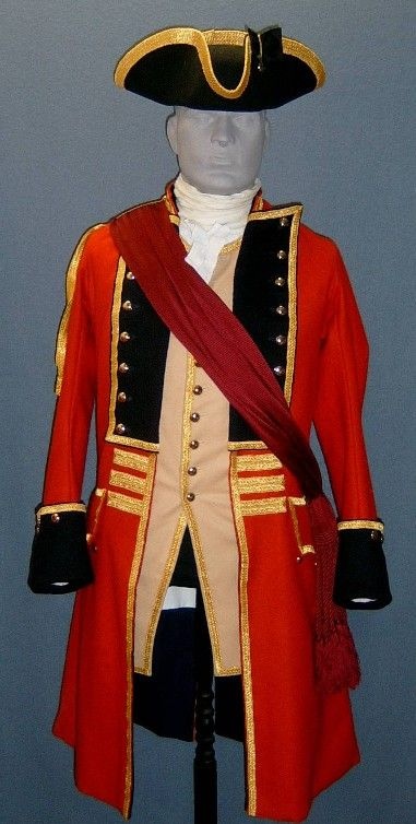 Why Did The British Army Wear Red Coats