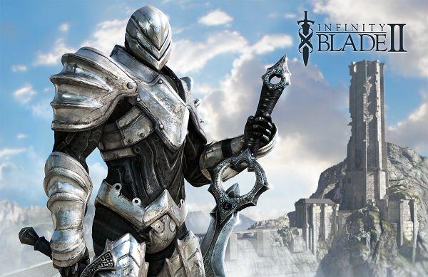 Infinity Blade II бесплатно