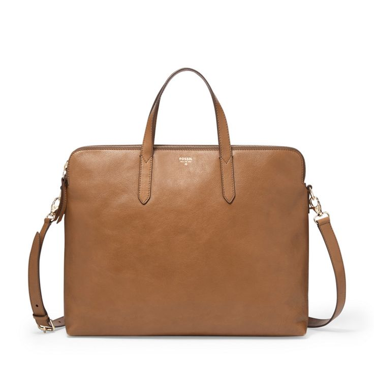 #Fossil Sydney Work Bag: Sleek in line, spacious in storage, our new Sydney work bag is as beautiful as it is practical.