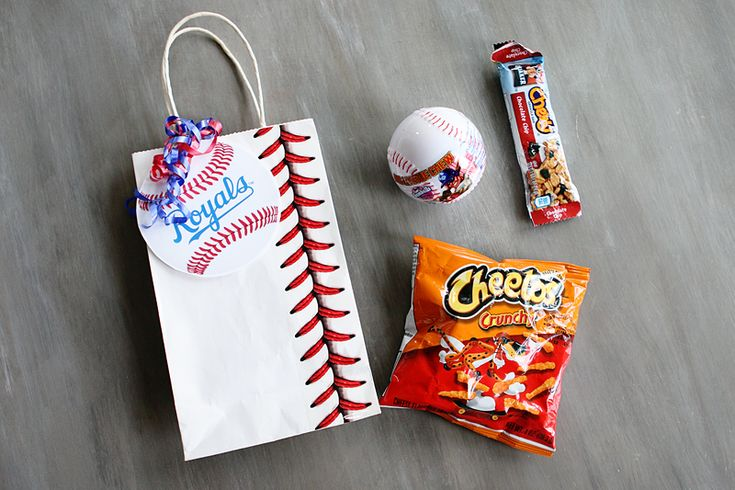 Baseball Snacks - Bower Power More