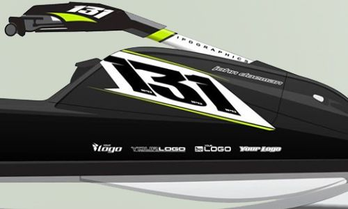 17 best images about graphics and lettering on pinterest for Yamaha superjet wraps