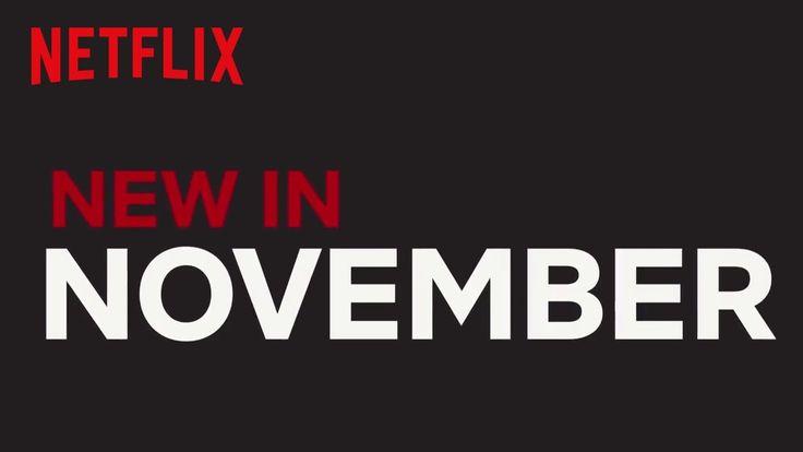 New to Netflix Canada | November