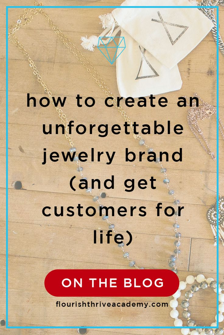 Episode 75 of #ThriveByDesign :: How to Create an Unforgettable Jewelry Brand (and Get Customers for Life)