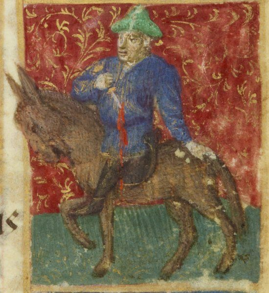 .Taurus Hours use of Paris [Hours of Jeanne de France]. Date of publication: 1440-1460 Contributor: Master of Jouvenel des Ursin Contributor: Jean Fouquet Type: manuscript Language: Latin