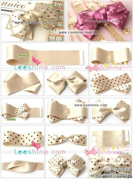 Pleasing 1000 Ideas About Ribbon Bows On Pinterest Hair Bows Ribbons Short Hairstyles Gunalazisus