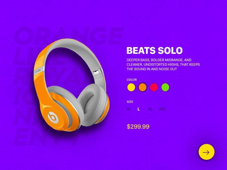 Daily UI #033- Customize Product #dailyui #033 by pramod kabadi