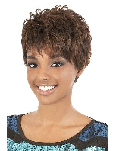 African American Wigs | African American Synthetic Motown Tress Wig Hot Sale - Wigsbeautymall.com