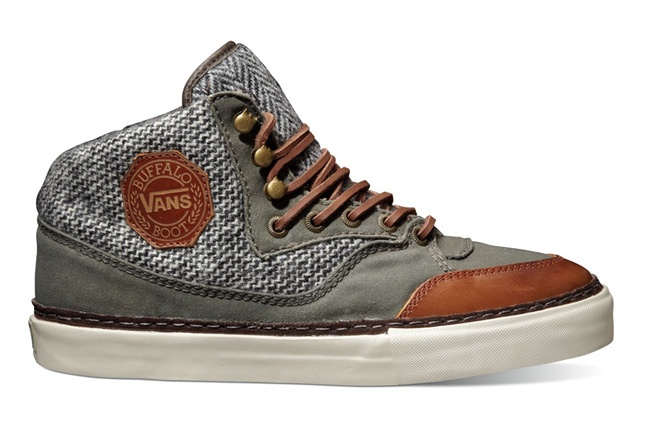 aad5f2188b2b VANS HARRIS TWEED COLLECTION