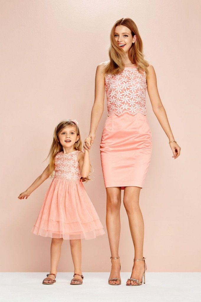 Twinning: moeder en dochter outfits (Steps Girls Collectie) - Twinkelbella