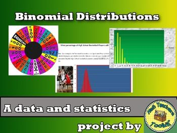 Binomial Distribution Project (Data and Statistics)