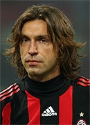 """Andrea Pirlo is an Italian World Cup-winning footballer who plays for Serie A club Juventus and for the Italian national team. He is usually deployed as a deep-lying playmaker for both Juventus and Italy and is regarded as one of the world's best players in this position. Praised for his inventive play and his long passing ability, he is also a set-piece specialist. His teammates gave him the nickname """"l'architetto"""" (the architect) because his long passes frequently set up goal…"""