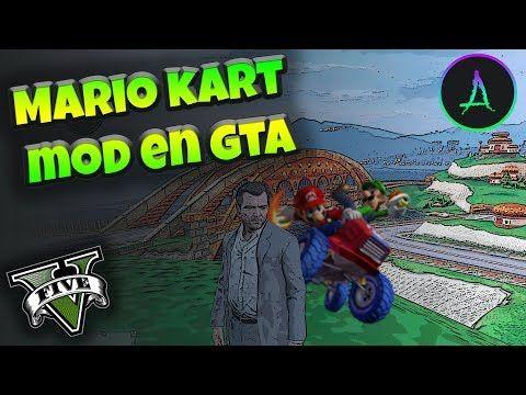 #GTA #GTAV #GTAMods #GTA5  Mario Kart en GTA | MODS DE GTA | MODS DE GTA V | MODS DE GTA 5 https://youtube.com/watch?v=L8ujc_-ZMPA
