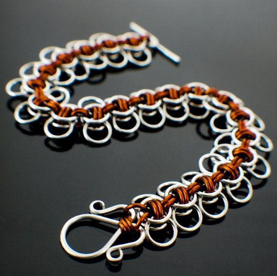 Celtic Wings Bracelet Kit Custom Clasp by UnkamenSupplies on Etsy