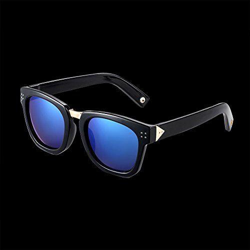 iLove EU Damen Sonnenbrille Klassiker Mode Vollran…