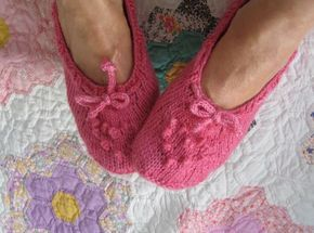 raspberry bed socks    raspberrybed-socks1web1.jpg    Copyright ©Mel Clark 2008    This pattern and photographs are for my readers' personal use only. They may not be used on other blogs, published or used for commercial purposes.    These sockettes are quick to knit and a lovely gift.    note: if you're not sure how to make I-cord on double pointed needles, please refer to the tutorial  –Mel    Raspberry Bed Socks    YARN    Koigu Kersti 100% merino wool; 50g/100m/114yds; 2 hanks K1184…