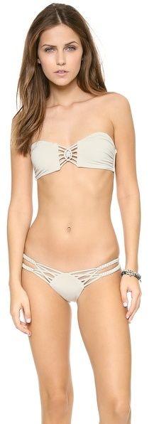cute neutral bikini