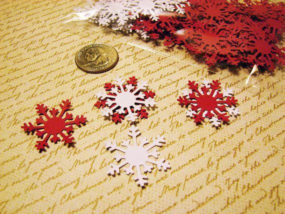 100 Martha Stewart Arctic Red and White by DigitalFleaMarket, $3.00