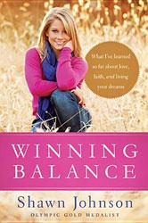 At age 19, American gymnast Shawn Johnson is a four-time Olympic gold and silver medalist; a national- and world-champion athlete. Later, she suffered a potentially career-ending injury in a skiing accident that forced her life to a halt and made her rethink what was really important. She wasn't sure who she was anymore. Could she find the right kind of success in life--the kind that doesn't involve medals or trophies, but peace, love, and lasting joy?
