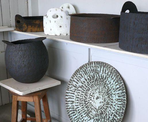 Ceramic artist Kati Tuominen-Niittylä