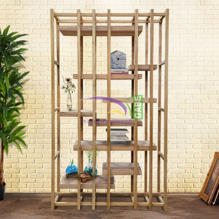Product Code: ID05852 Product Description #Bookcase or shelves for display, wood made of teak with design #minimalist, this rack natural impression for not finishing so it looks natural, shelf placement is self good for your private rooms or in your working space, the usefulness of this shelf can be used as a collection of books and #decorationstuff.  Product Dimension WidthDepthHeightVolume 12035210  #customdesign by #gabeart #picoftoday #interior #furniture #indonesiafurniture…