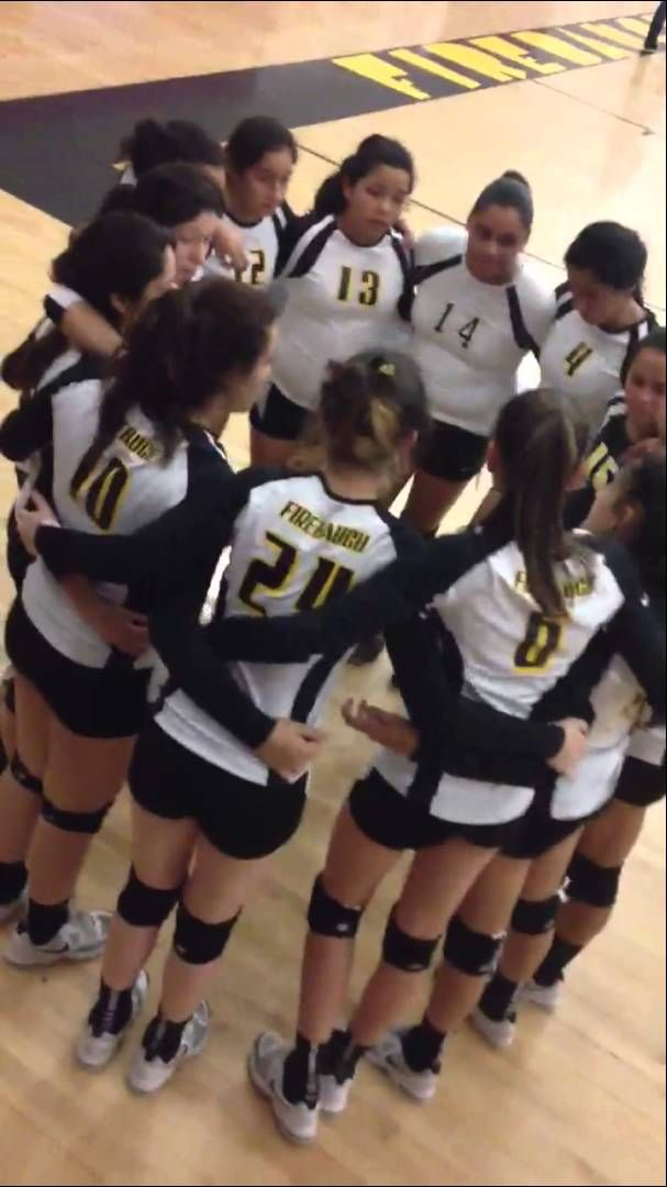 Lady Falcons Volleyball Chant