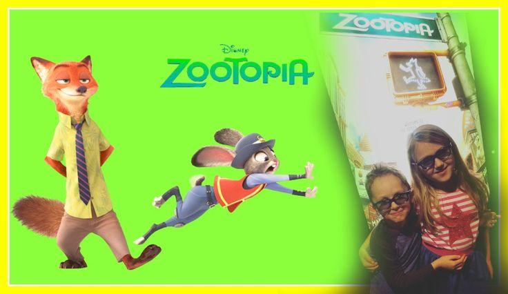 SEEING ZOOTOPIA!