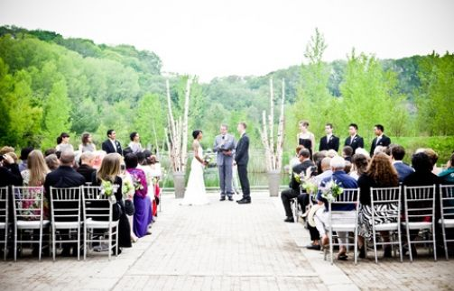 Evergreen Brick Works - The Frances and Tim Price Terrace