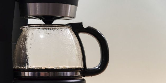 How to clean all the gross build up in your coffee maker (germs stored can be worse than toilet seat!!)
