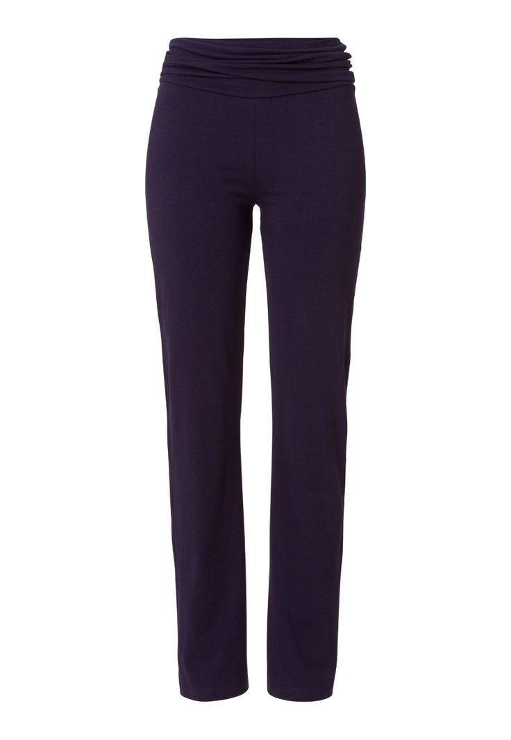 Classic Pants - Deep Night Blue