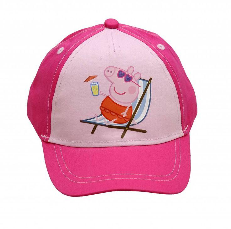 Peppa Pig Pet (Roze/Fuchsia) #peppapig $peppabig